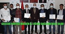 Mardin Gelecek Partisi İl görev dağılım oldu