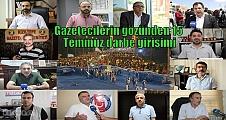 Gazetecilerin Gözünden 15 Temmuz Darbe Girişimi