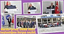 Mardin-Şırnak SMMM Odası başkanlığına Durgan seçildi.