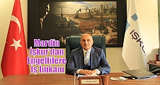 Mardin İşkur'dan Engellilere İş İmkanı