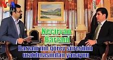 Neçirvan Barzani: Barzani'nin görev süresinin uzatılmasından yanayım
