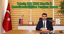 Tahsin ABA TKDK Mardin İl Koordinatörlüğüne Yeniden Atandı