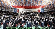 AK Parti'de yeni yönetim belli oldu
