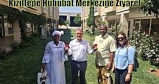 Kamerun Ticaret Heyetinden Kızıltepe Hububat Merkezine Ziyaret