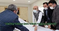 Vali Demirtaş'tan Kızıltepe'ye Çevre Yolu Müjdesi