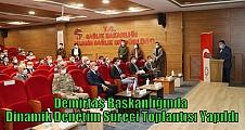 Demirtaş Başkanlığında Dinamik Denetim Süreci Toplantısı Yapıldı