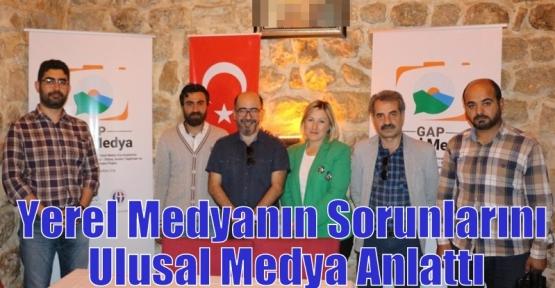 Yerel Medyanın Sorunlarını Ulusal Medya Anlattı