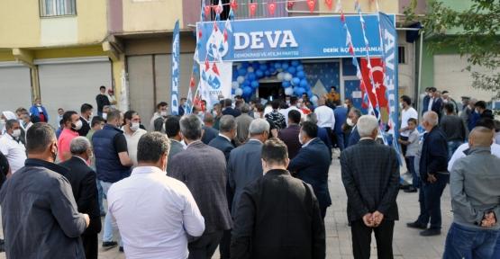 Derik'te Deva Partisi kongre ve açılış gerçekleştirdi
