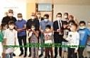 Kızıltepe Bilim ve Sanat Merkezi'nde Uyum Programı...