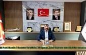 AK Parti Mardin İl Başkanı FarukKılıç 30 Ağustos Zafer Bayramı nedeniyle bir mesaj yayımladı.