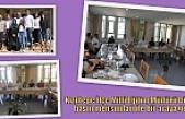 Kızıltepe İlçe Milli Eğitim Müdürü Dündar basın mensupları ile bir araya geldi