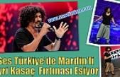 O Ses Türkiye'de Mardin'li Hayri Kasaç  Fırtınası Esiyor