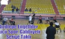 Kızıltepe Engelliler Gücü Spor, Galibiyeti Seriye Taktı
