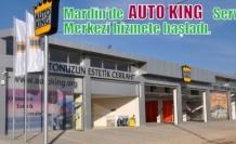 Mardin'de yeni AUTO KING Servis Merkezi hizmete başladı.