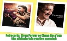 Pelrecords, Şivan Perwer ve Ciwan Haco'nun tüm albümlerinin yeniden yayınladı