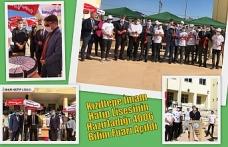 Kızıltepe İmam Hatip Lisesinin Hazırladığı 4006 Bilim Fuarı Açıldı