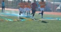 Kızıltepe Barışspor Dersim spor maçı