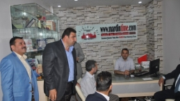 www.mardintime.com Kurumsallaşıp Büyümesini Dostlarıyla Kutladı