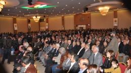 Mele Mustafa Barzani'ye Duygulu Anma