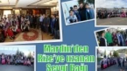 Mardin'den Rize'ye uzanan Sevgi Bağı!